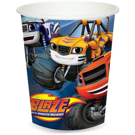 Blaze And The Monster Machines Cups