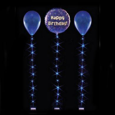 Accessories Blue Balloon Lights - 1.8m