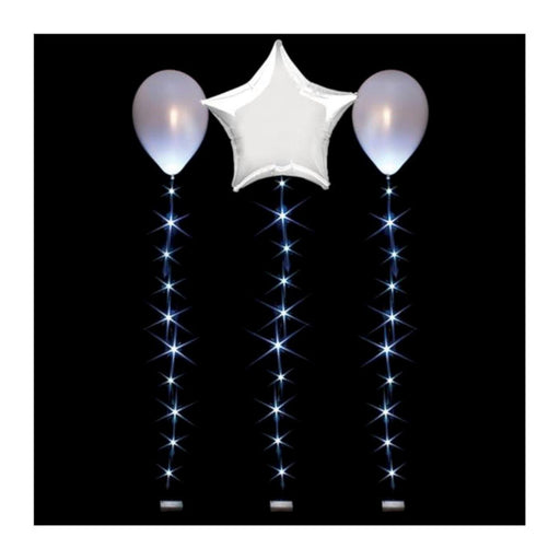 Accessories White Balloon Lights - 1m
