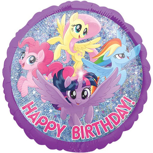 My Little Pony Foil Banner
