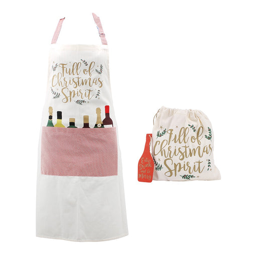 Apron - Christmas Spirit