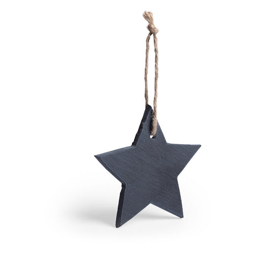 Slate Star Christmas Ornament