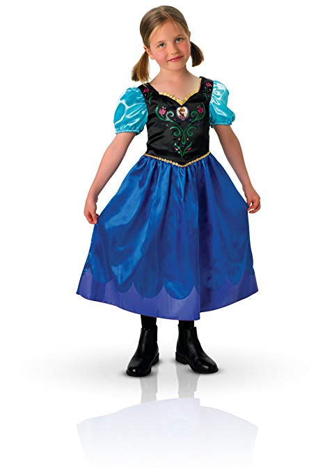 Anna Classic - Child Costume - Medium