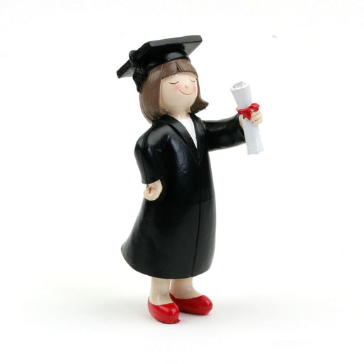 Cake Topper Graduation - Female