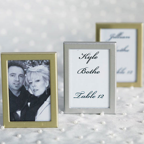 Easel Back Mini Photo Frame X 1pc