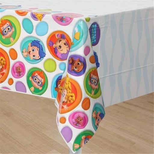 Bubble Guppies Tablecover