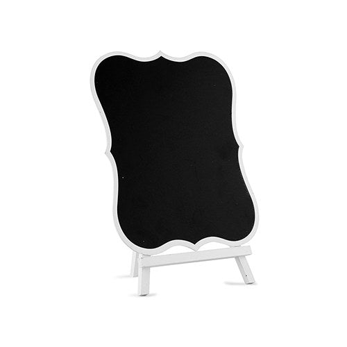 Decorative Chalkboards (Medium White) Pack x4
