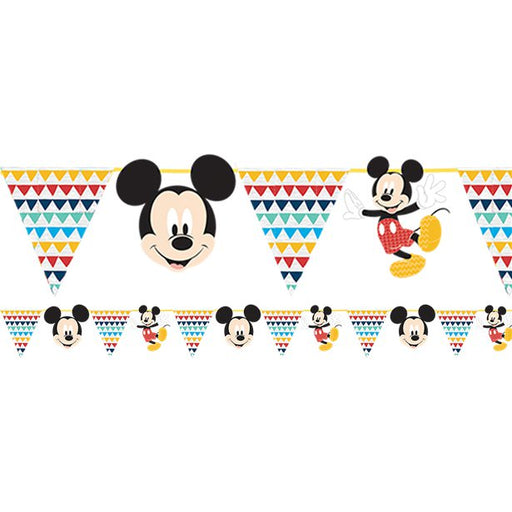 Mickey Awesome Paper Bunting