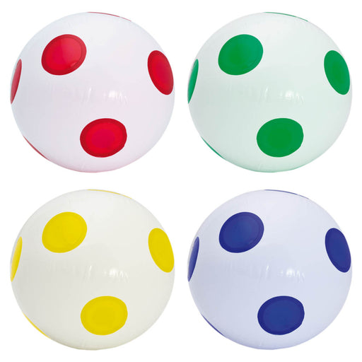 Polka Dot Beach Balls
