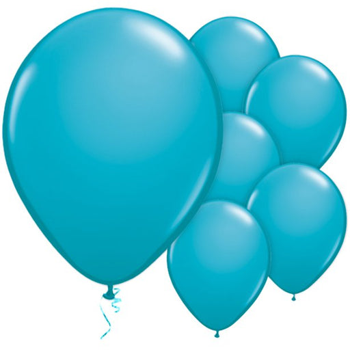 Balloon Latex Plain - Tropical Teal 11''