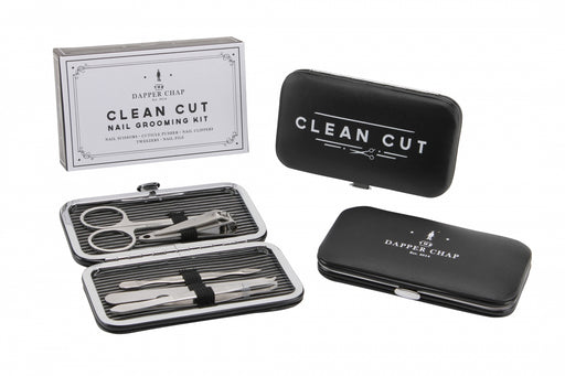 The Dapper Chap Clean Cut - Manicure Set