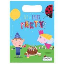 Ben & Holly Loot Bags
