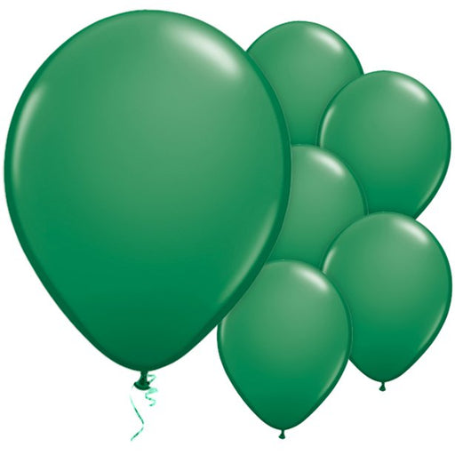Balloon Latex Plain - Green 11''