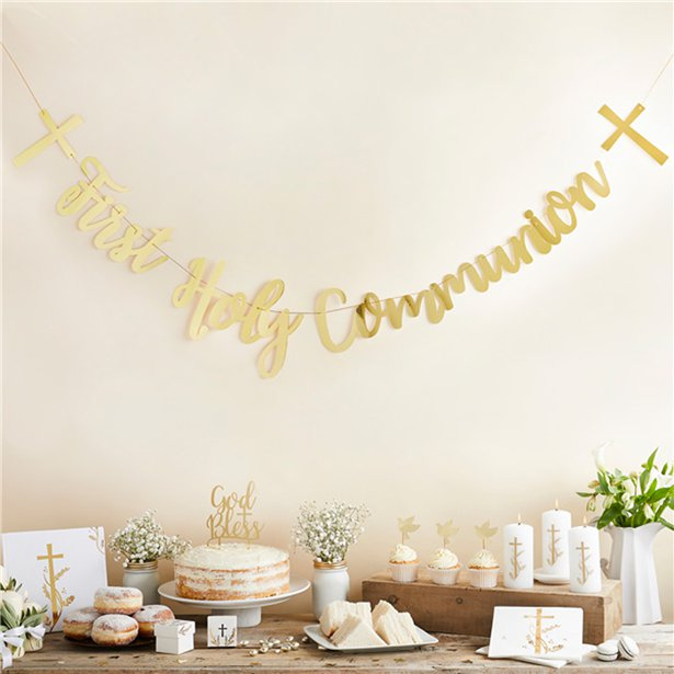 First Holy Communion Banner - 2m