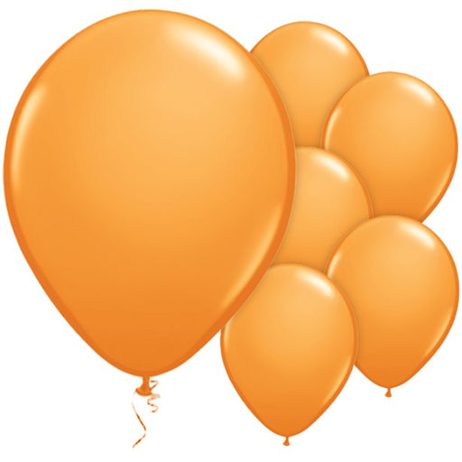 Balloon Latex Plain - Orange 11''