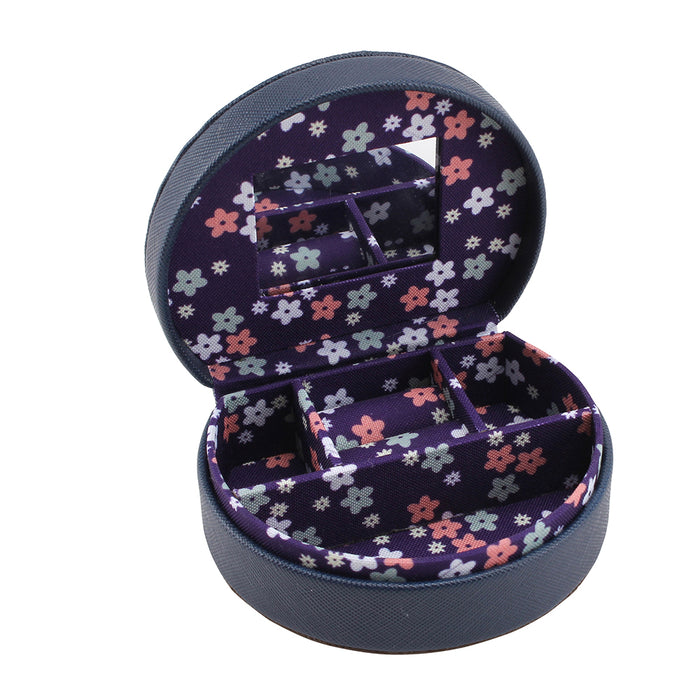 Jewellery Box - Navy Blue Pretty Little Things