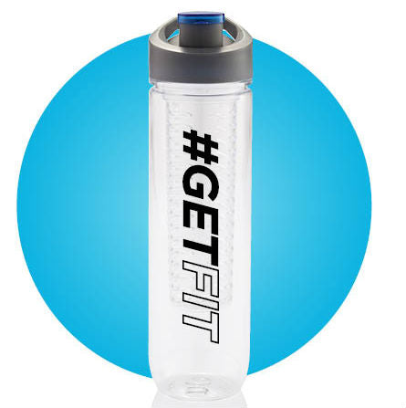 Getfit Fruit Infuser - Water Bottle