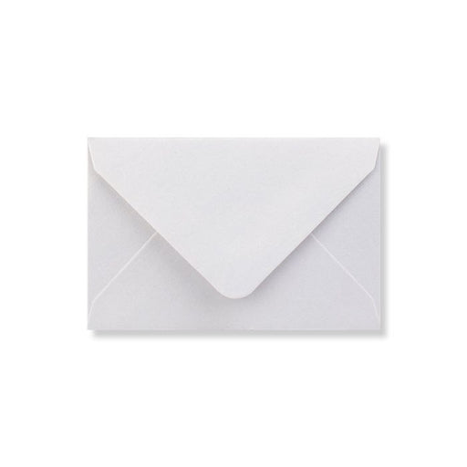 Envelope - White Pearlescent - 62X94mm