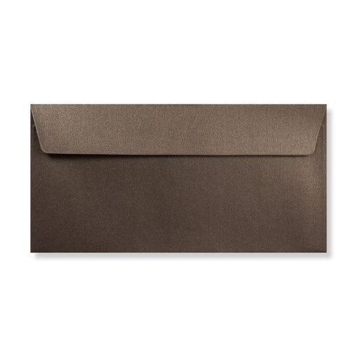 Envelope - Brown Pearlescent - DL -110x220mm