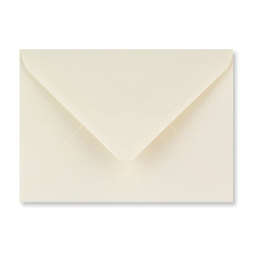 Envelope - Ivory Wove - A6 - 114x162mm