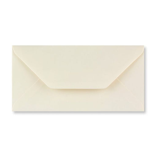 Envelope - Ivory Wove - DL - 110x220mm