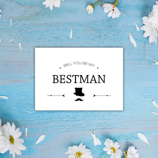 Proposal Card - Bestman
