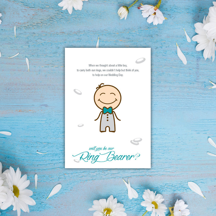 Proposal Card - Ring Bearer