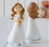 Communion Cake Topper Girl with Dove