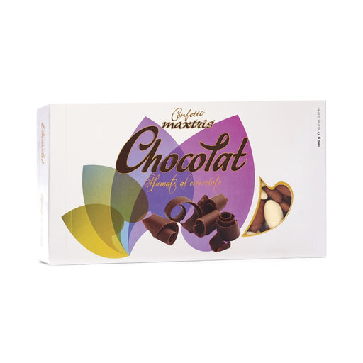 Dark Chocolate Dragees - Brown Shades - 1kg