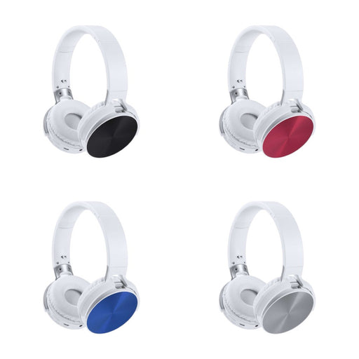 Foldable Bluetooth Two Tone Headphones