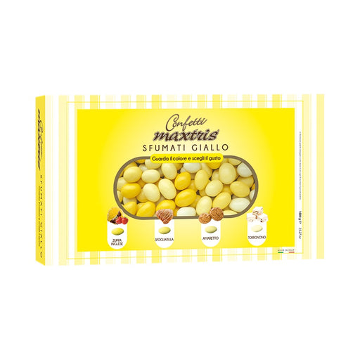Dragees - Yellow Shades - 1kg