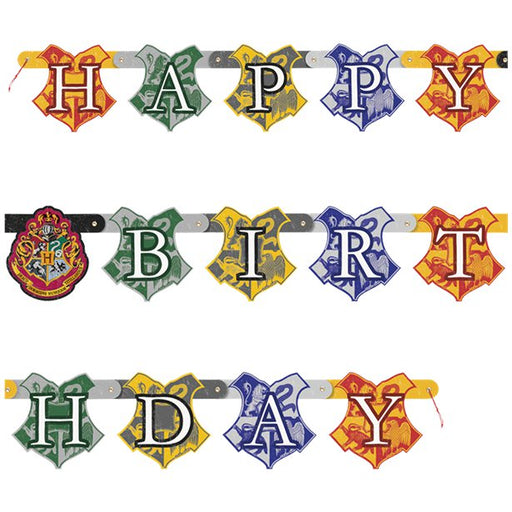 Harry Potter Large Letter Banner