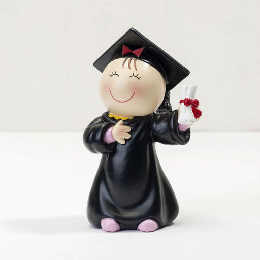 Cake Topper Graduation - Pita Girl