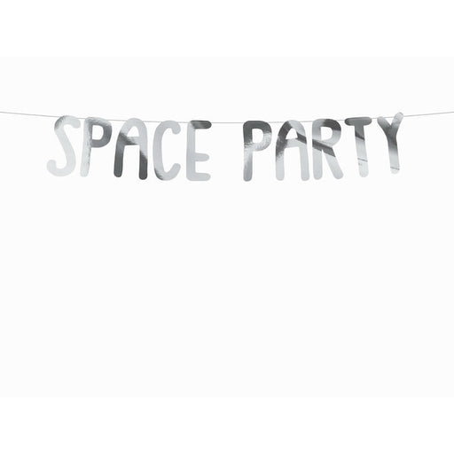 Banner - Space Party - 96cm