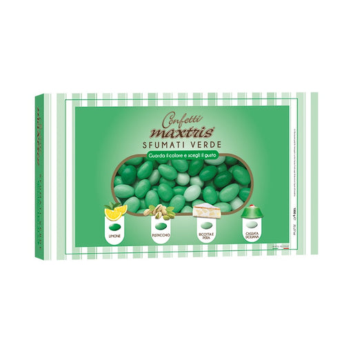 Dragees - Green Shades - 1kg
