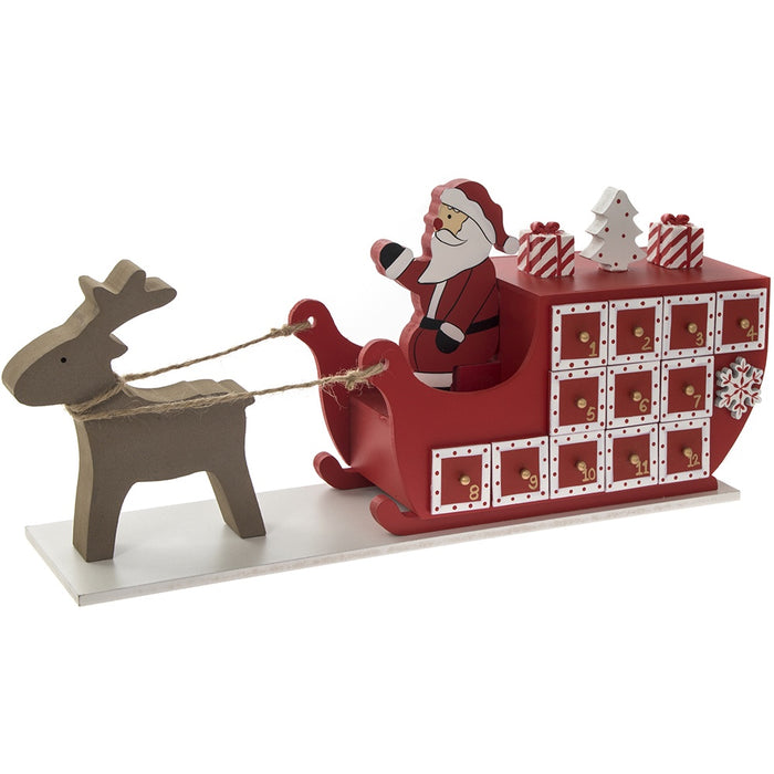 Advent Calendar - Sleigh Ride
