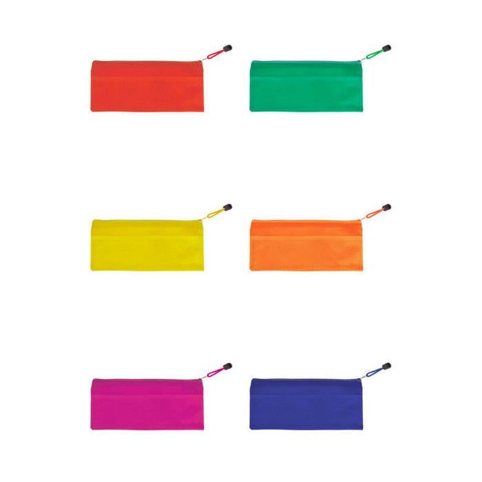 Coloured Pencil Pockets