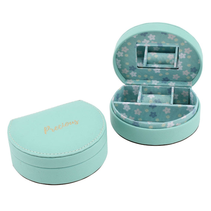 Jewellery Box - Teal Precious