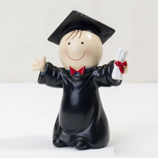Cake Topper Graduation - Pit Boy