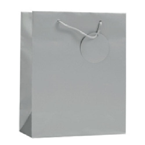 Large Gift Bag- Silver