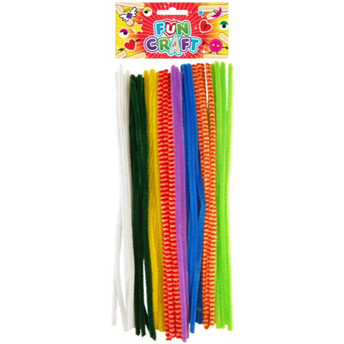Craft Kit - Pipe Cleaners - 30pk