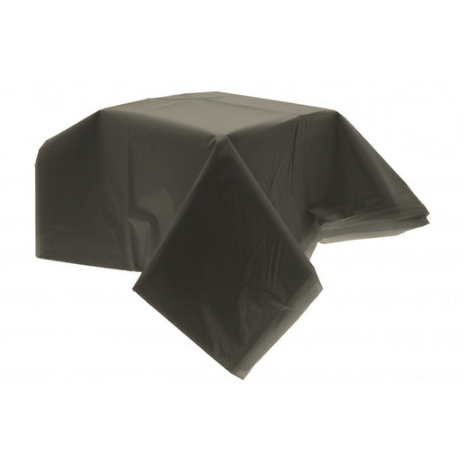Tablecover - Plastic - Black 1pk