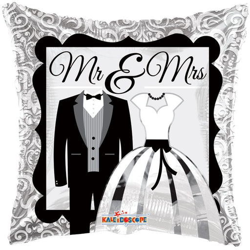 Mr & Mrs Balloon