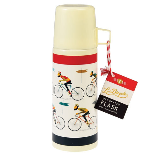 Le Bicycle - Flask And Cup