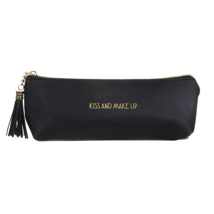 Shine Bright - Make Up Bag - Black