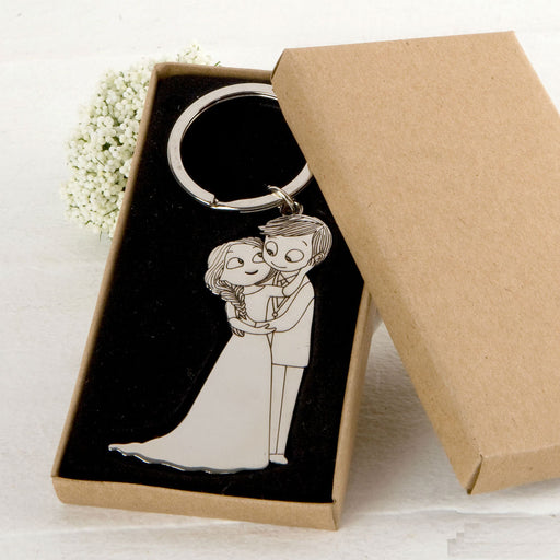 Pop&Fun Key Ring With Gift Box