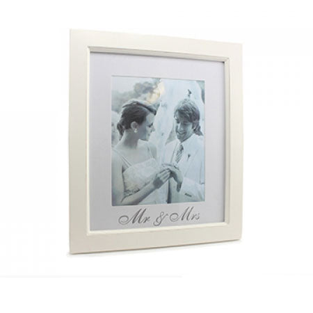 Mr & Mrs - Frame - 8x10