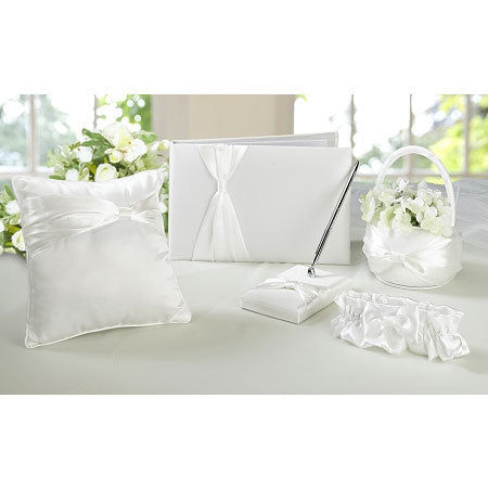 Wedding Accessory Set - Cream