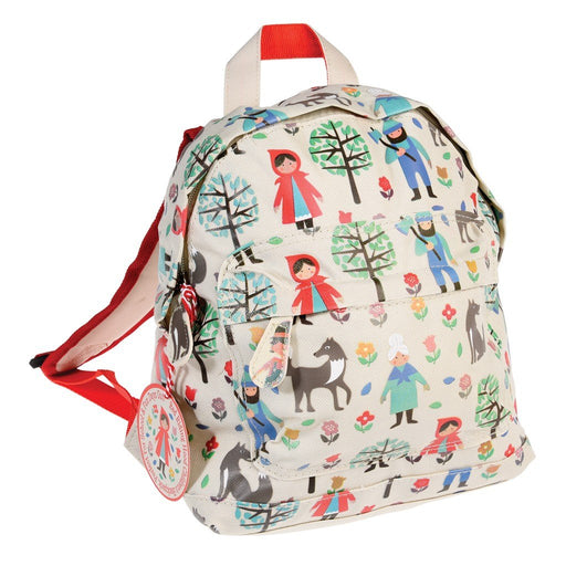 Red Riding Hood - Mini Backpack