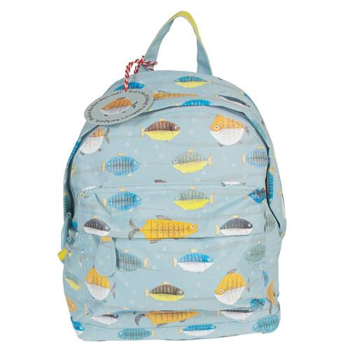 Let's Go Fishing - Mini Backpack